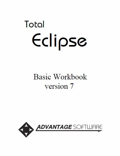 Eclipse 7 Basic Workbook