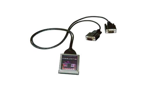 Dual Port Serial - PCMCIA