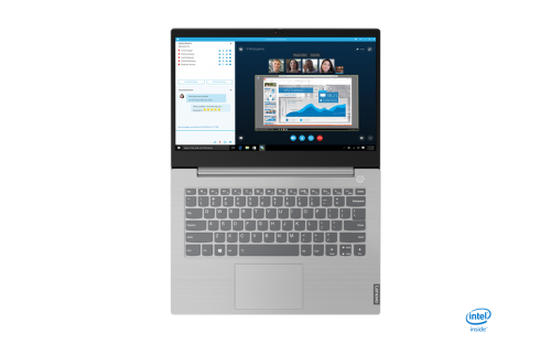 ThinkBook 14 IIL Front Flat